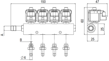 Injection Rail Type30 Schematic